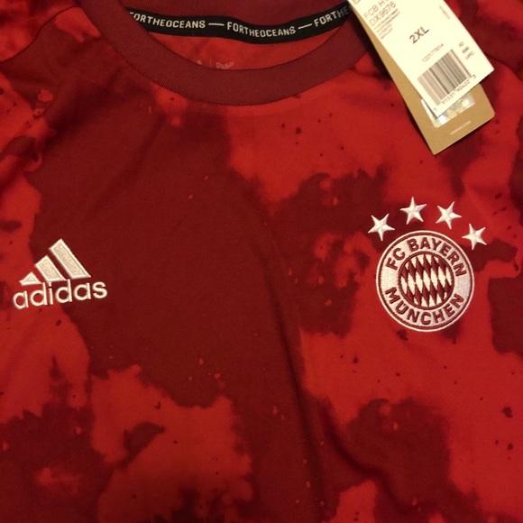 FC Bayern Munich Parley pre match Jersey